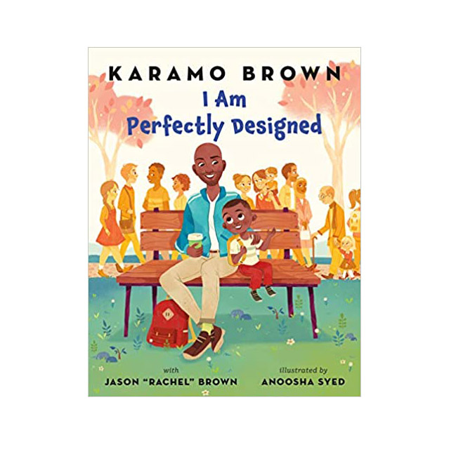 I Am Perfectly Designed Book by Karamo Brown