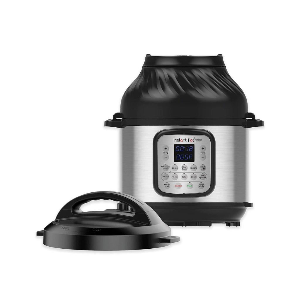 Instant Pot Duo Crisp Air Fryer Pressure Cooker
