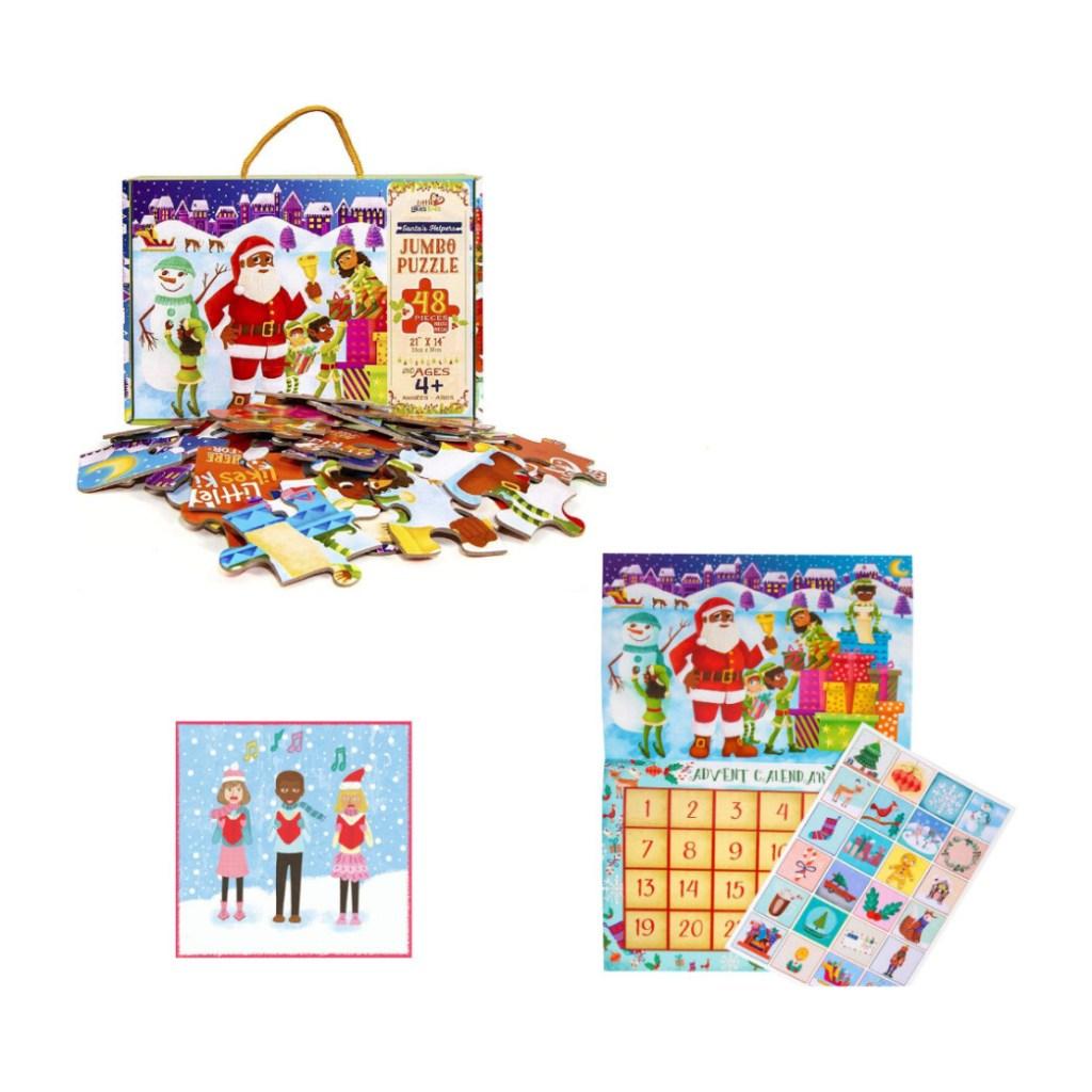 Little Likes Kids Countdown to Christmas Advent Calendar
