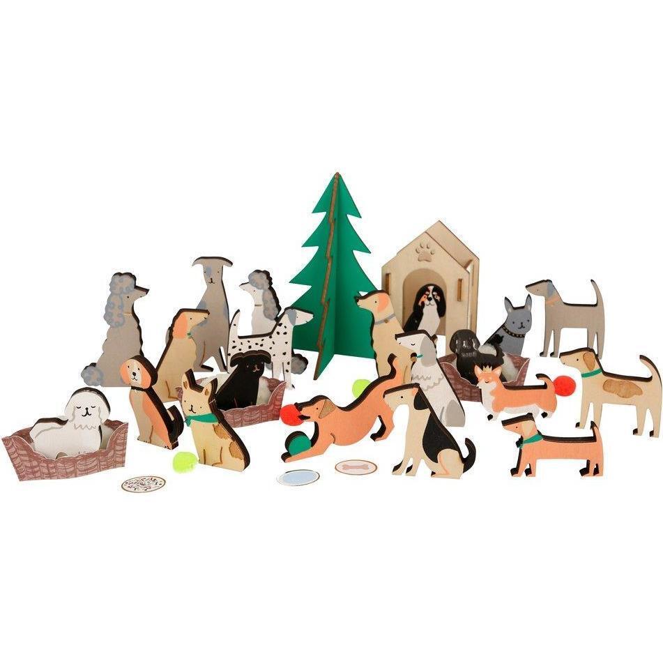 Meri Meri Dog Advent Calendar