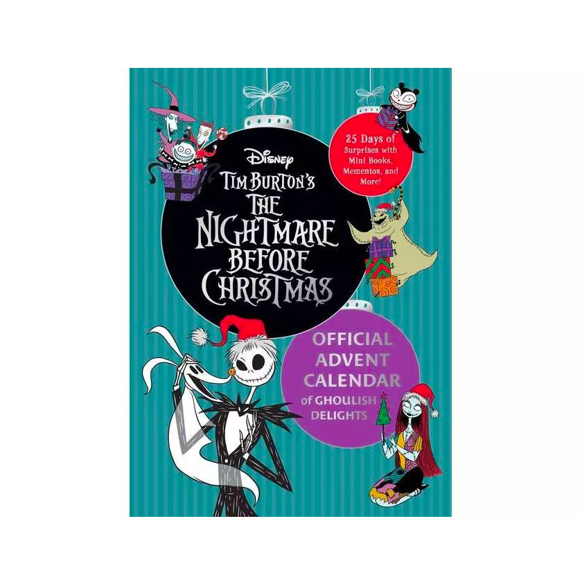The Nightmare Before Christmas Official Advent Calendar