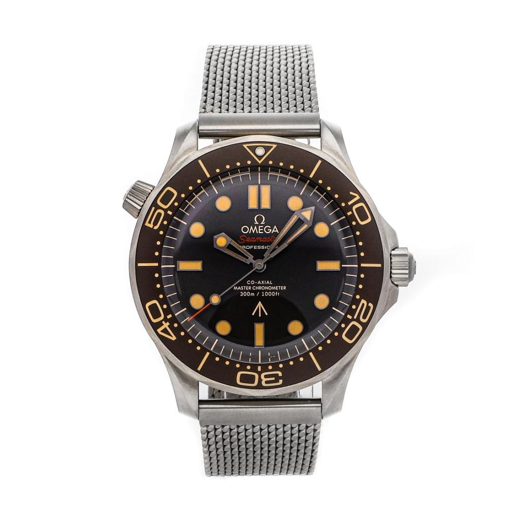 Omega Seamaster Diver 300M 007 Edition Watch