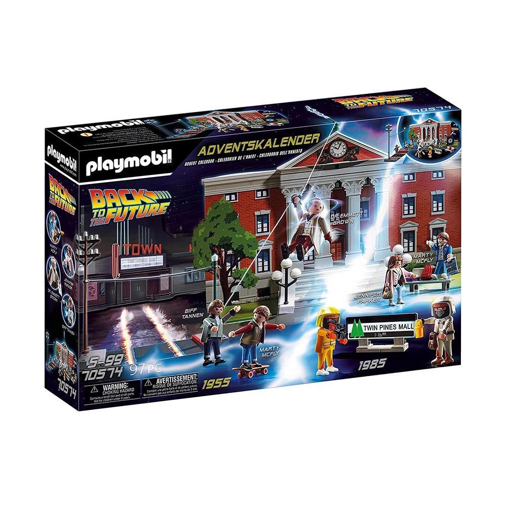 PlaymobilBack to the Future Advent Calendar