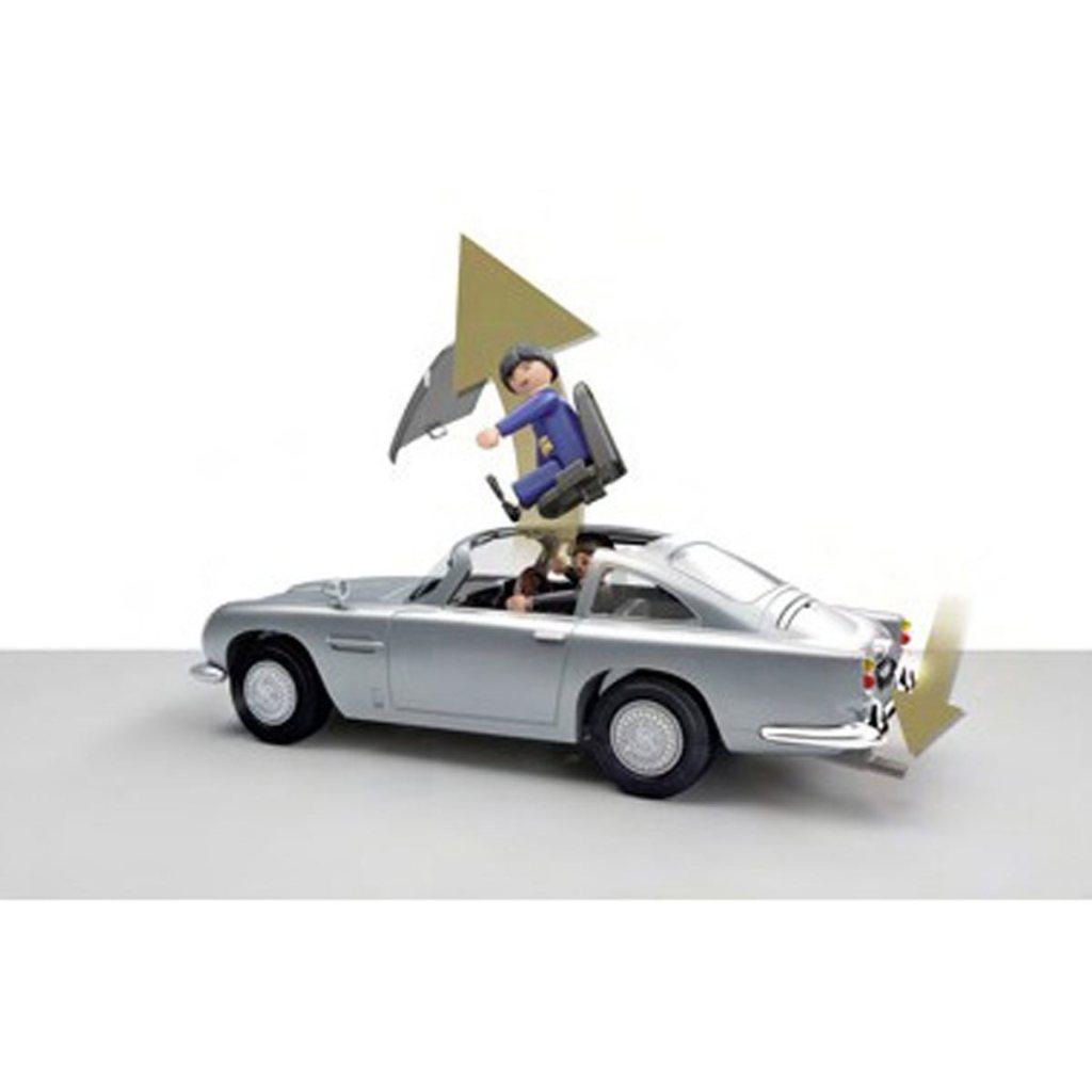Playmobil James Bond Aston Martin DB5 Toy Car