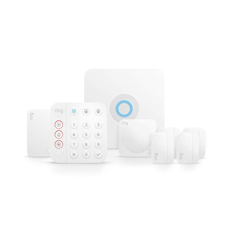 Ring Alarm Home Security System, 8-Piece Kit (2nd Gen)