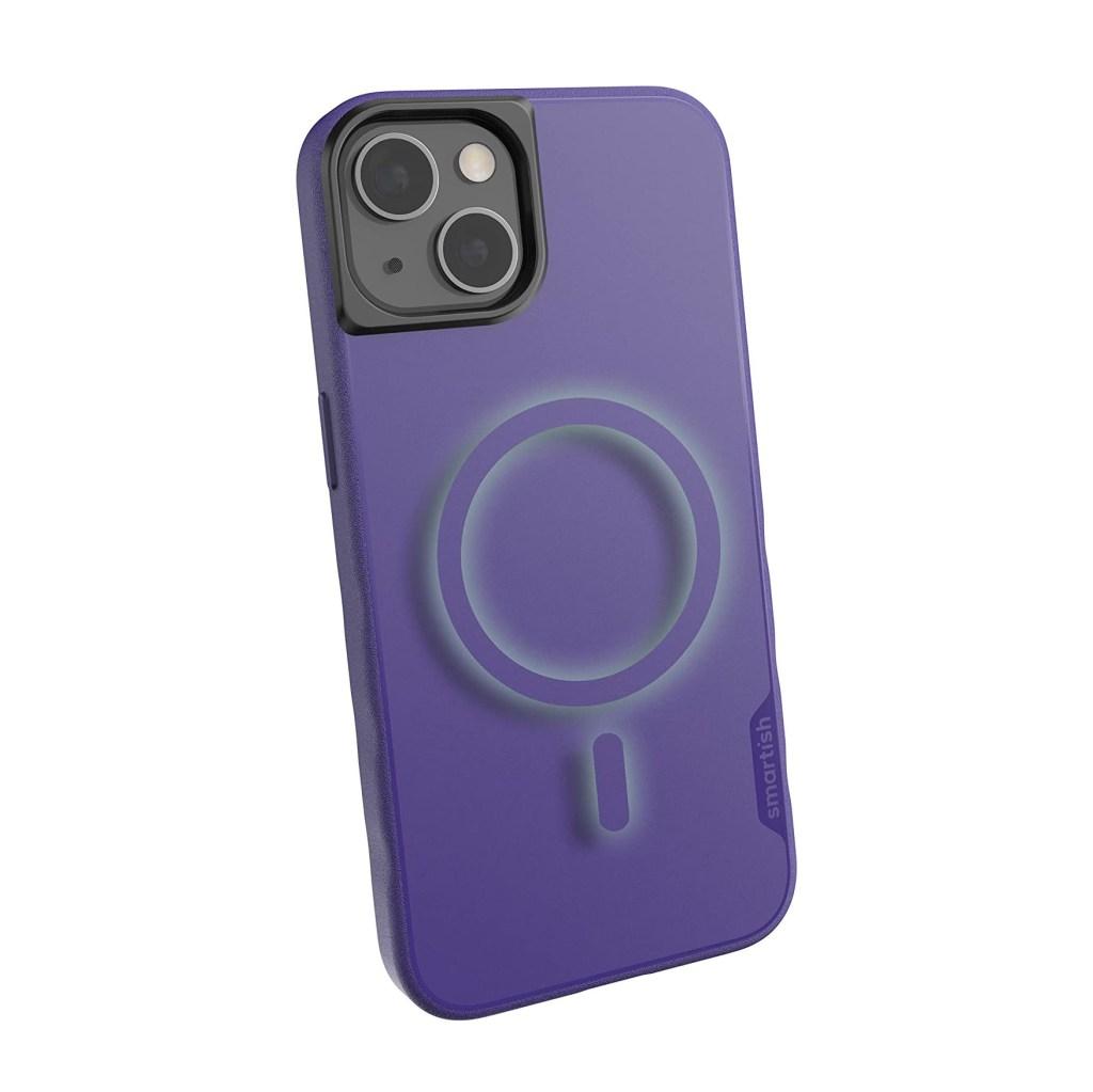 Smartish Gripmunk MagSafe-Compatible iPhone 13 Case