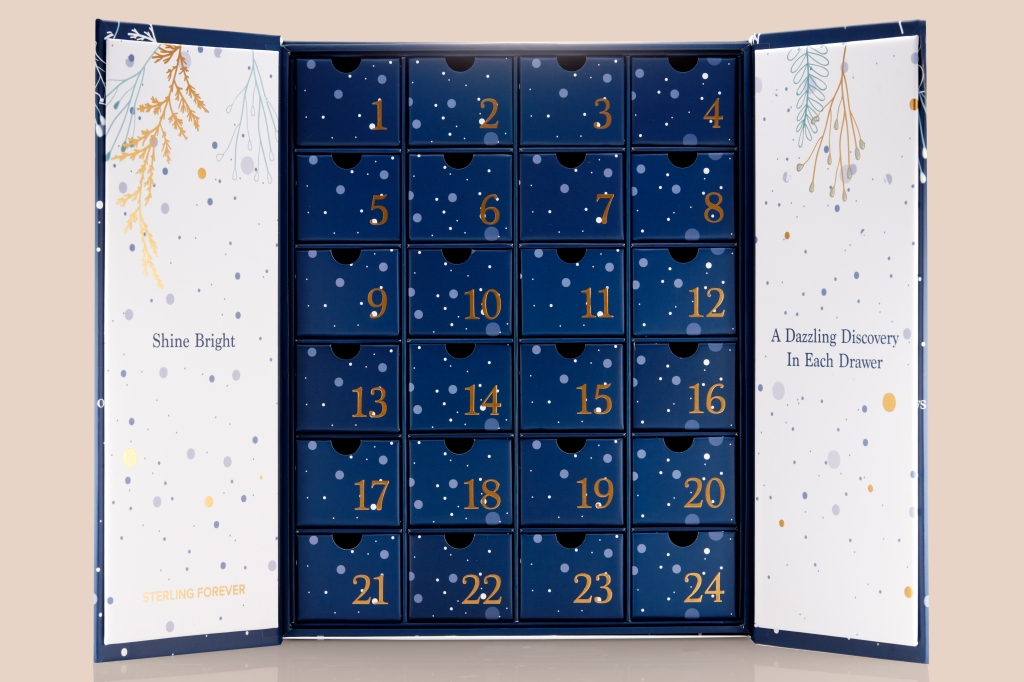 Sterling Forever 24 Days of Jewelry Advent Calendar