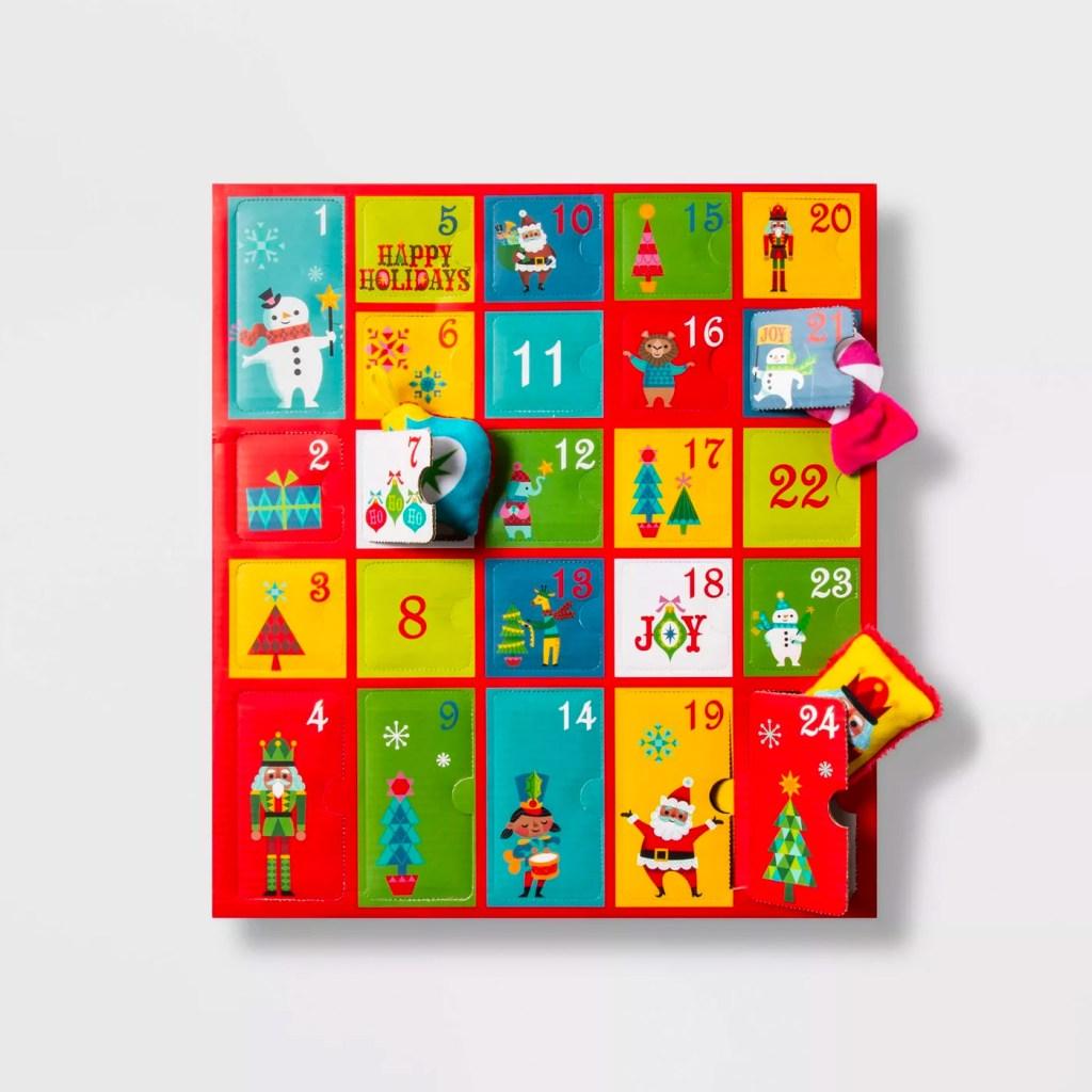Target Wondershop Dog Toy Advent Calendar