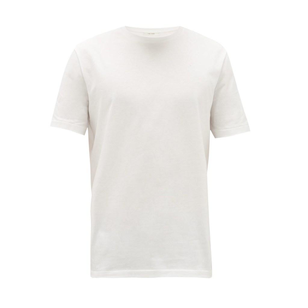 The Row Luke Supima Cotton-Jersey T-Shirt