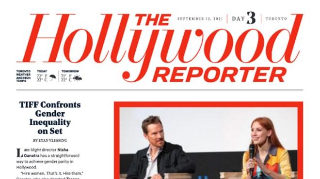 Toronto: Read THR's Day 3 Digital Festival Daily