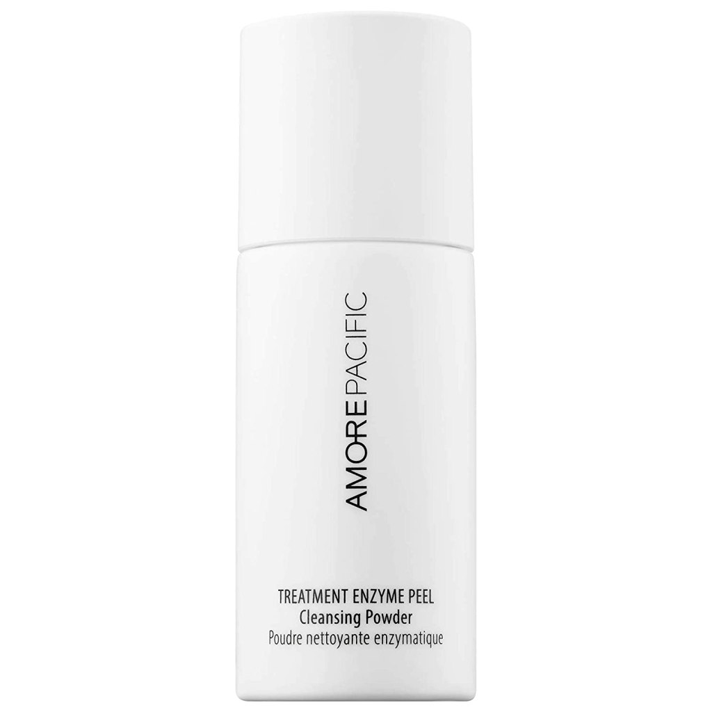 Amorepacific enzyme peel powder cleanser