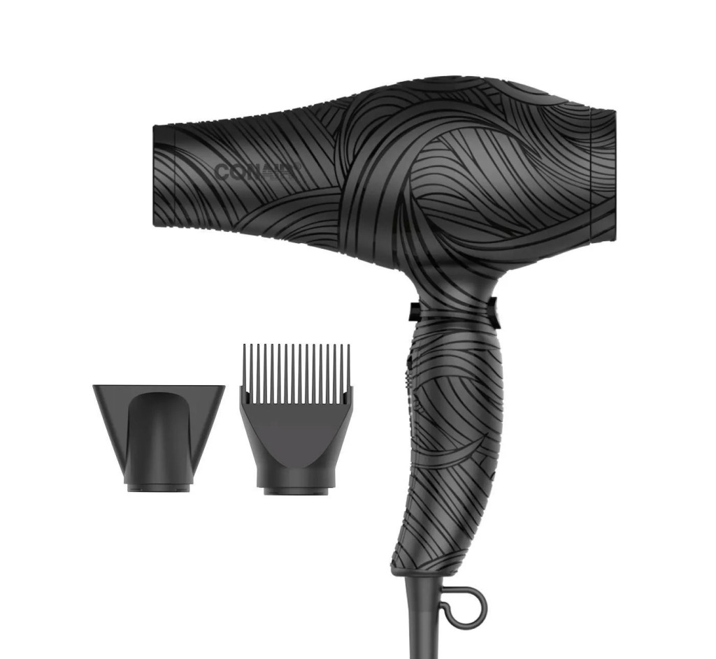 Conair The Curl Collective Ceramic Ionic Hair Dryer
