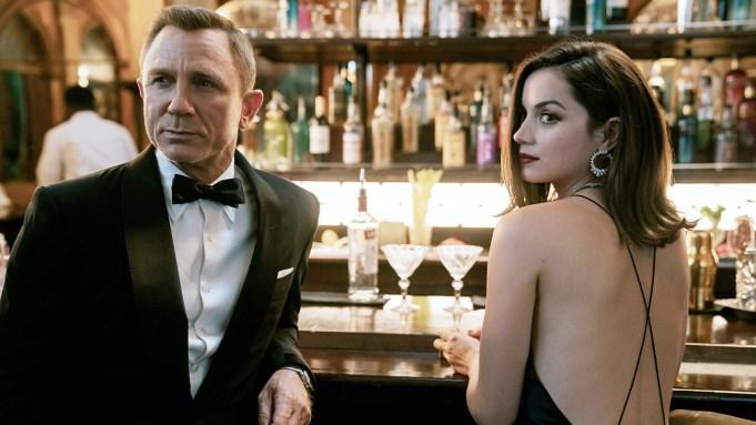 Daniel Craig, Ana de Armas in