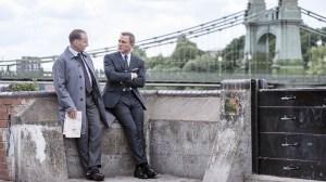 Daniel Craig, Ralph Fiennes in 'No Time to Die'
