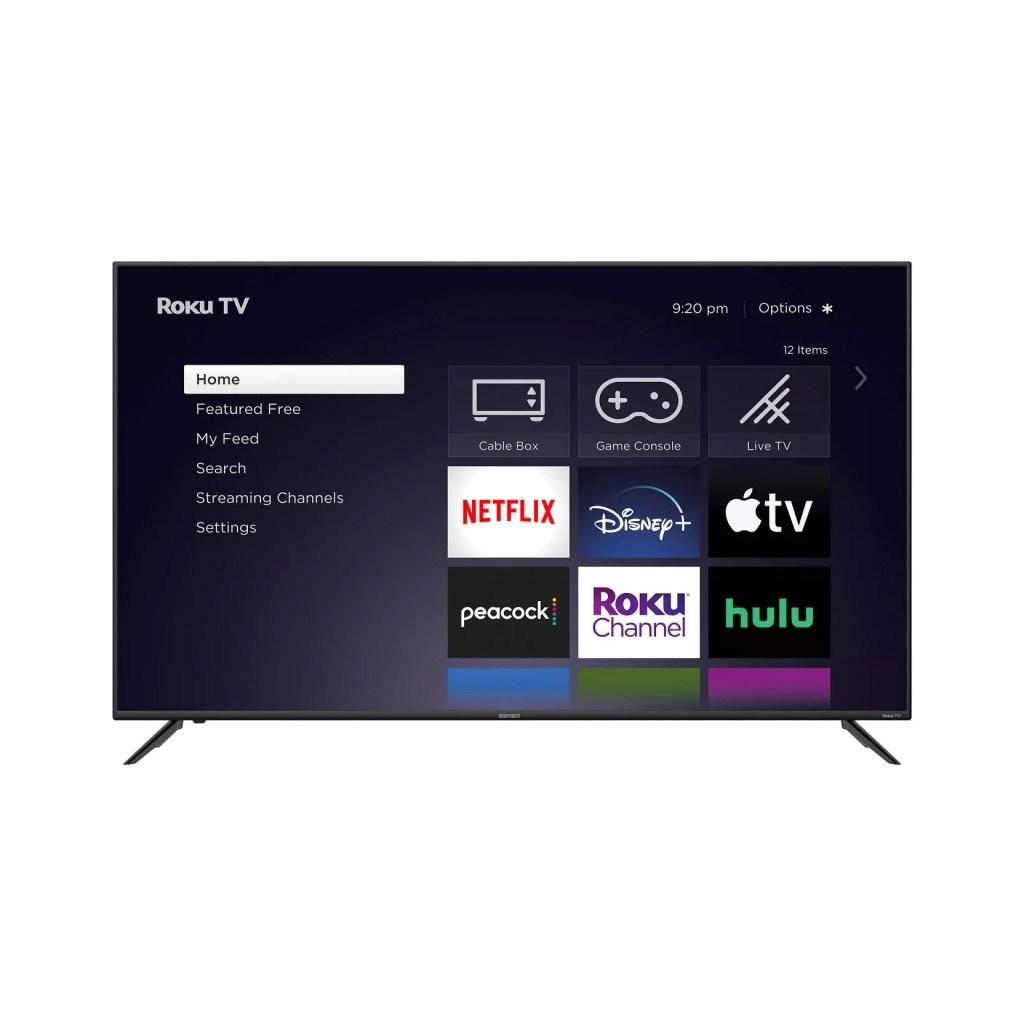 Element 70-Inch 4K UHD Roku Smart TV