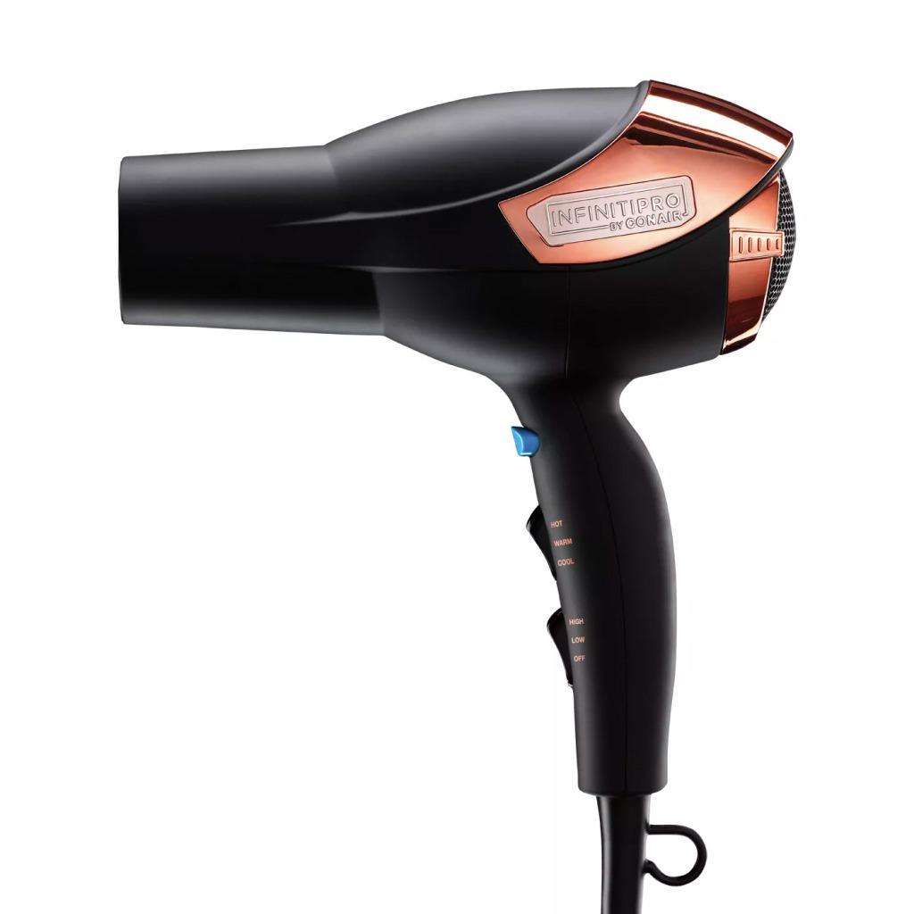 InfinitiPro by Conair AC Pro Styler Hair Dryer