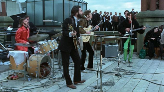 The Beatles: Vuelve