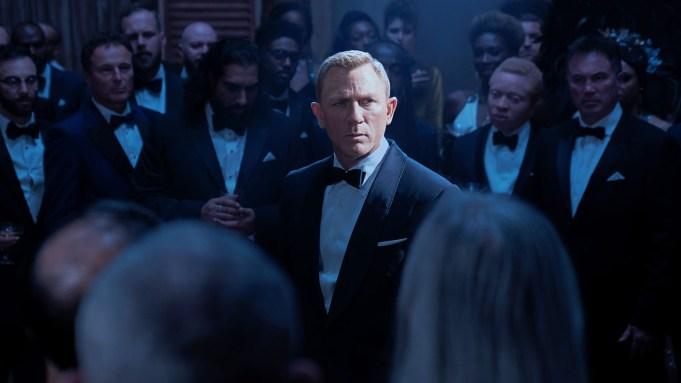 Daniel Craig in James Bond Pic