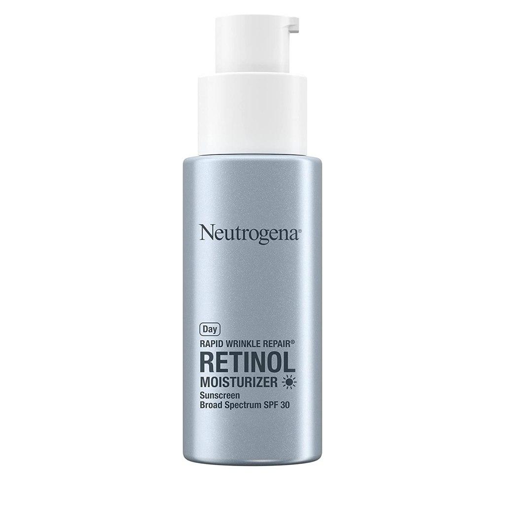 Neutrogena Retinol Anti-Wrinkle Moisturizer with SPF 30