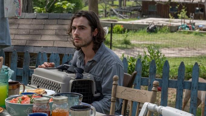 Ben Schnetzer in 'Y: The Last