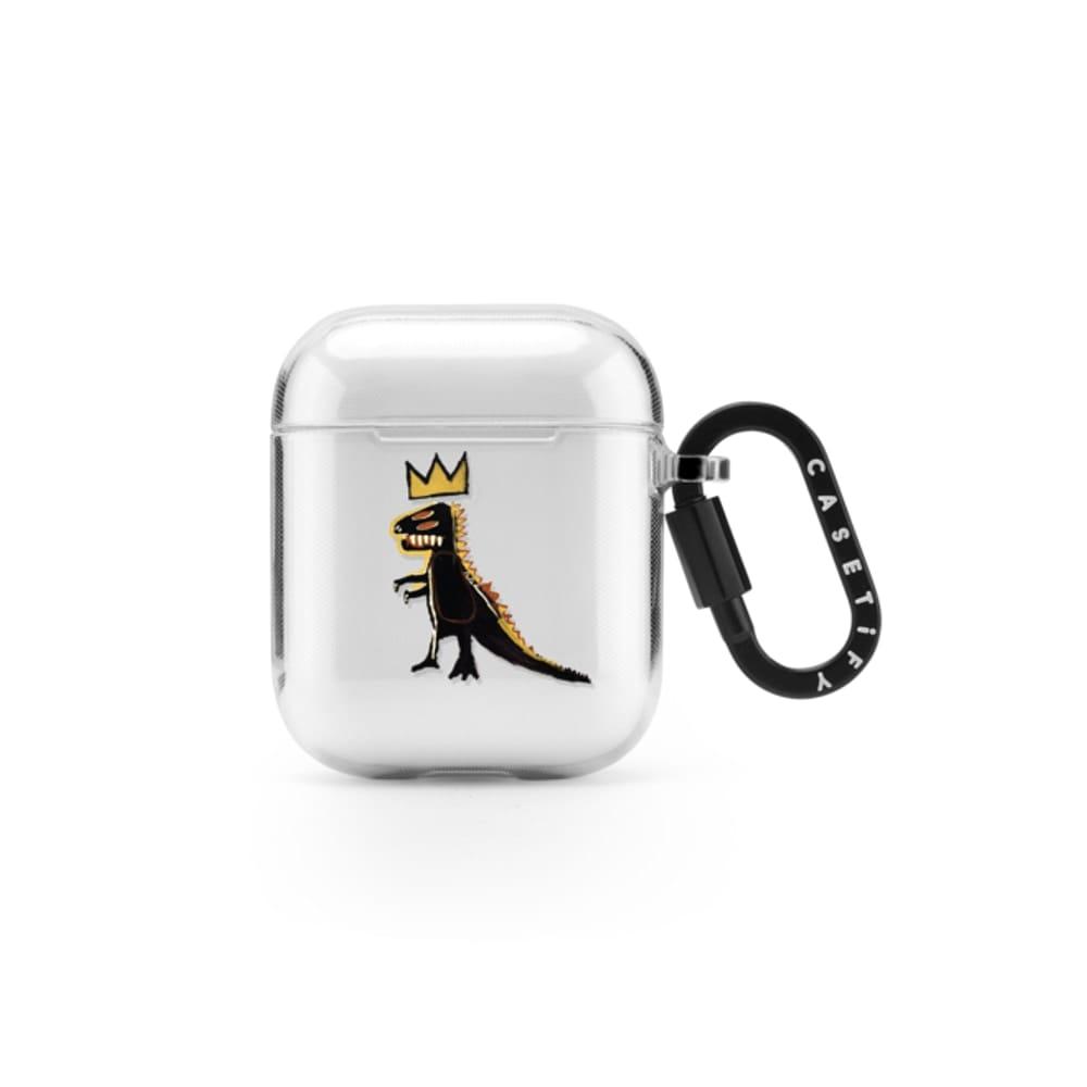 Casetify x Basquiat AirPod Case