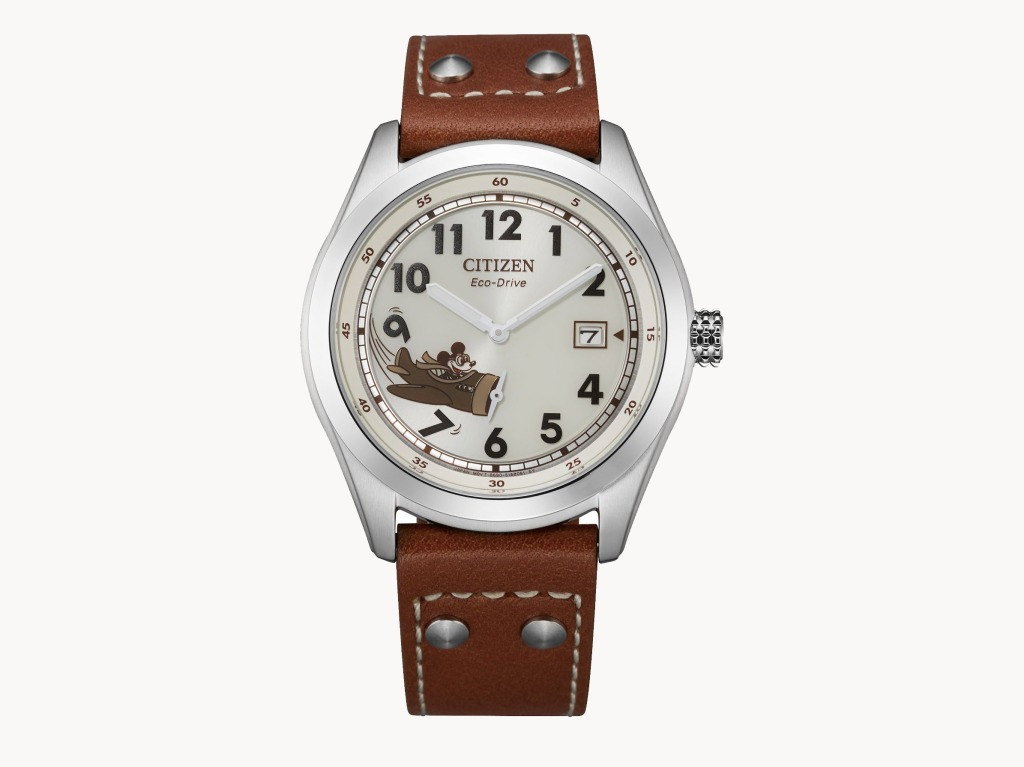 Citizen Mickey Aviator Watch