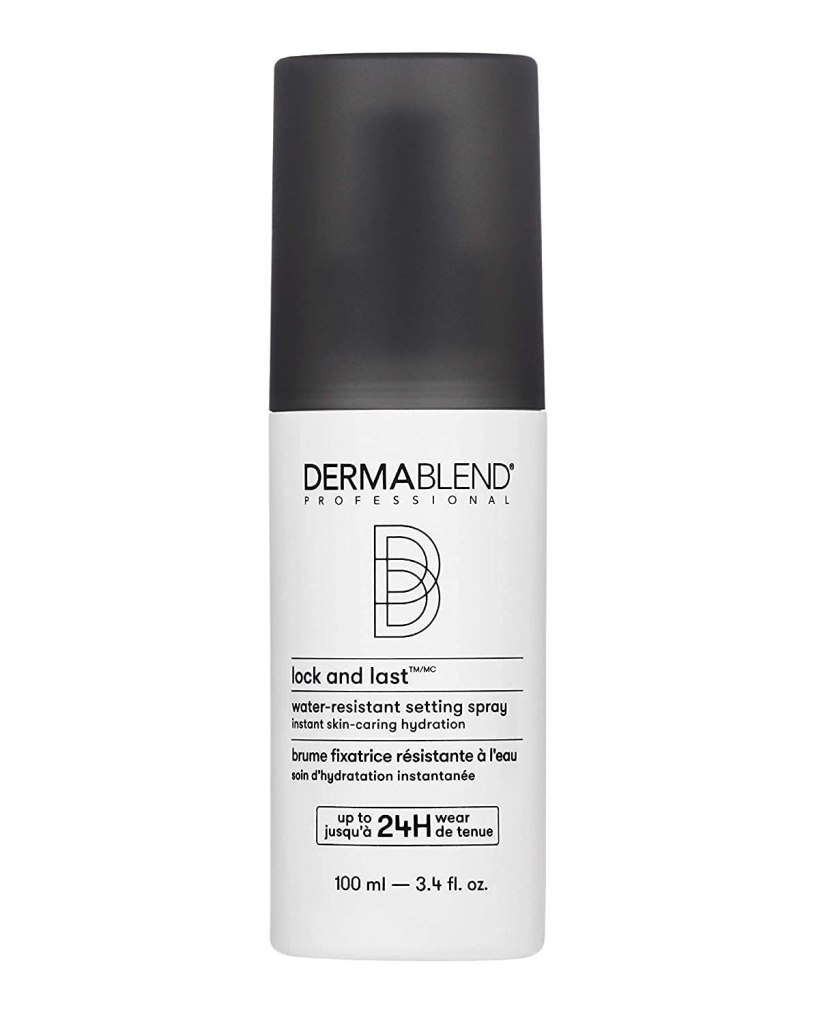 Dermablend Lock and Last Setting Spray