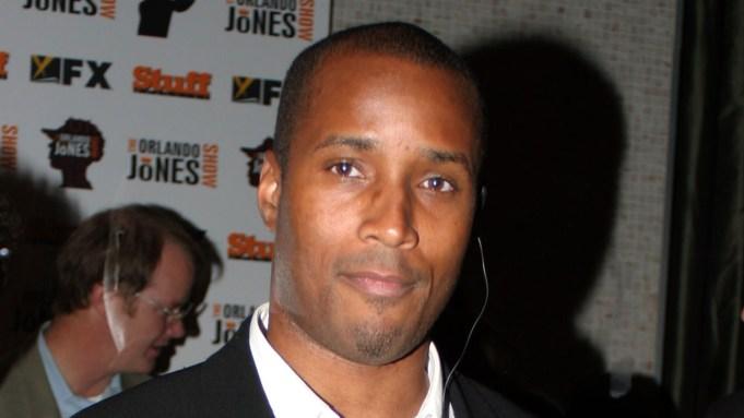Granville Adams in 2003 - H