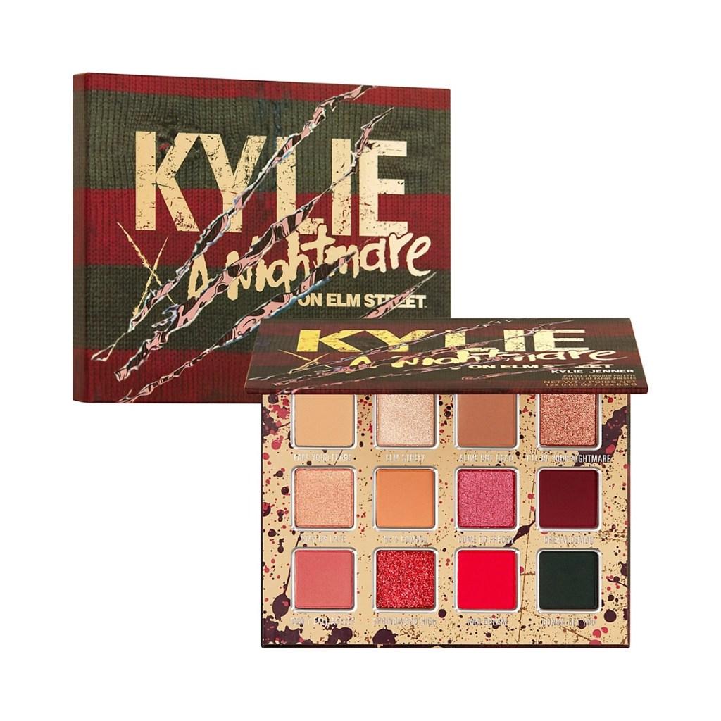 Kylie Cosmetics x A Nightmare on Elm Street