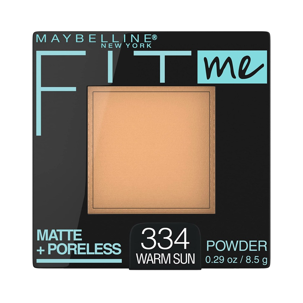 Maybelline Fit Me Matte + Poreless Powder Makeup