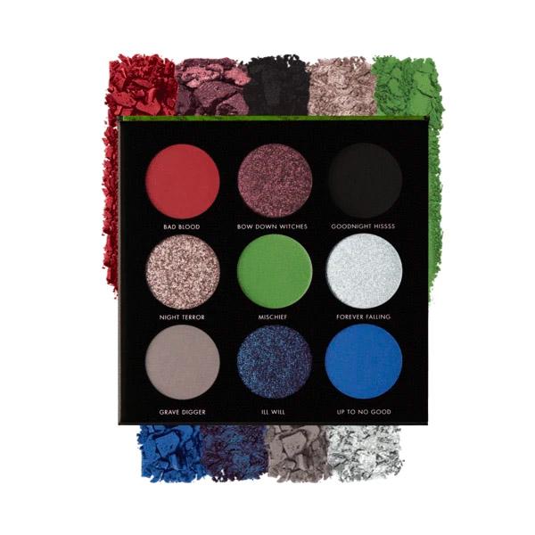 Milani Beautiful Nightmare Eyeshadow Palette