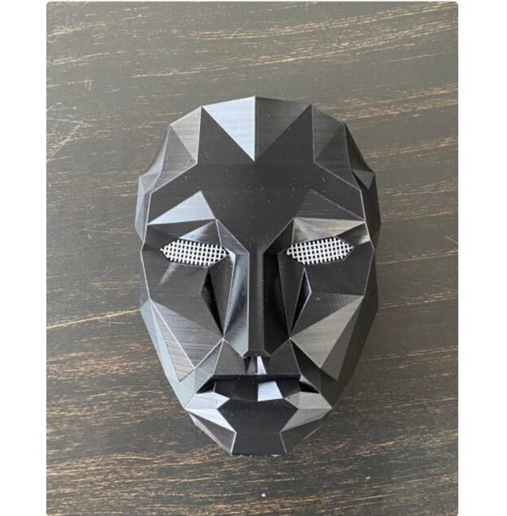 Squid Game Front Man 3D Printed Mask