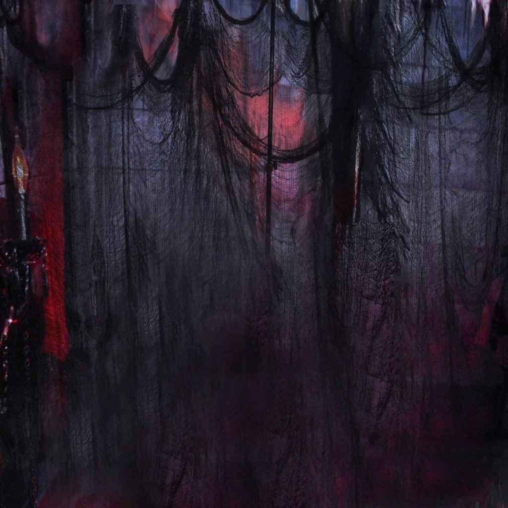 Unomor Black Creepy Cloth